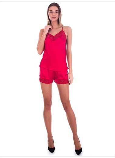 Ayyıldız Çamaşır Takım Kırmızı